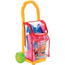 Barbie Beach Set with Trolley