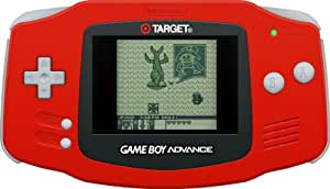 Game Boy Advance, Red (Target Exclusive)