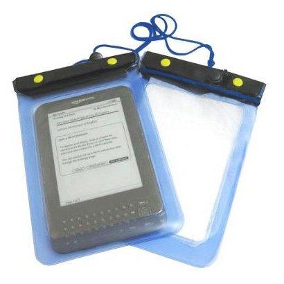 SODIAL(R) 防水ケースバッグポーチ 複数の利用目的 Kindle、カメラ、iphone用