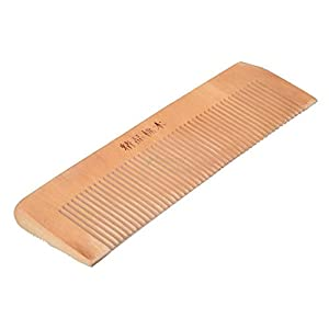Onlineshoppee Wooden Comb Hair Care Styling Brush Massage Portable New Set Of 2 Without Handle