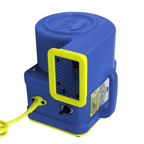 B-Air Pet Dryer Airmovers Cp-1 Etl Blu B-Air Cub Etl Approved Pet Dryer Airmover front-61616