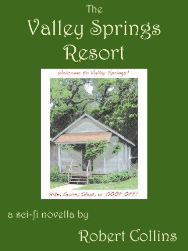 E-book - The Valley Springs Resort by Robert Collins