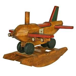 Woodworking Plans Wooden Airplane Rocker Pdf Plans
