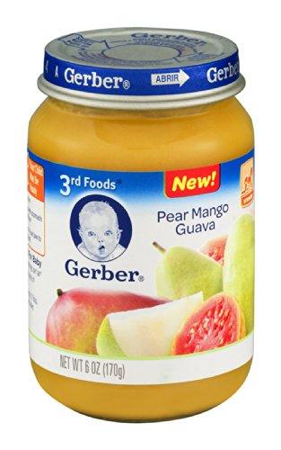 Gerber 3rd Foods