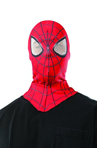 Rubie's Costume Men's Amazing Spiderman 2 Adult Costume Hood Overhead Mask