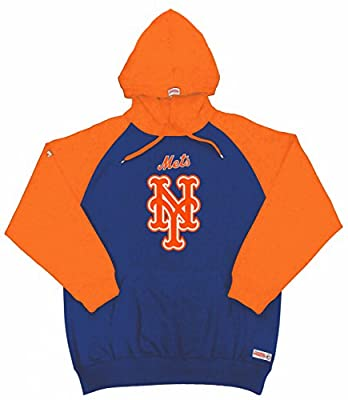 MLB New York Mets Youth Big Logo Pullover Hood