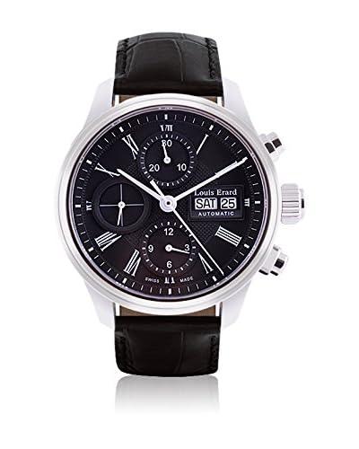 Louis Erard Reloj automático Man Heritage Gris 40 mm