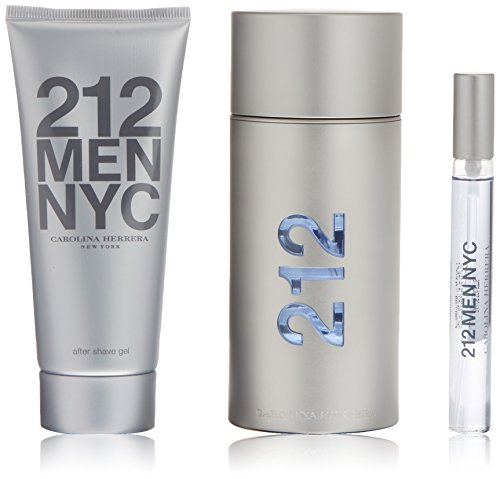 Carolina Herrera 212 Men acqua di Colonia Aftershave Colonia Mini-1 Pack