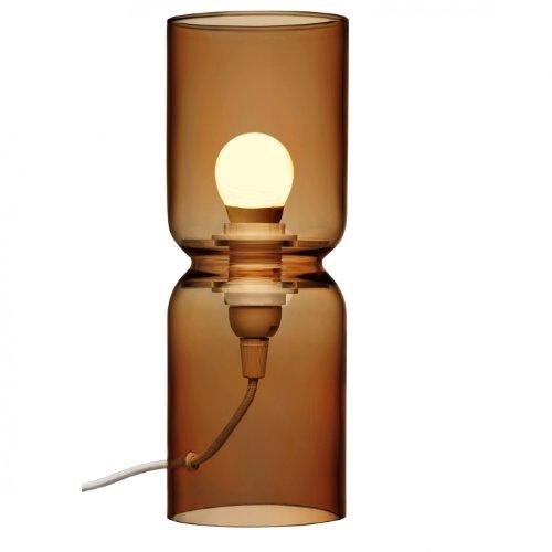 iittala Lantern Lampe kupfer