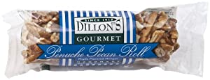 Penuche Pecan Log Roll