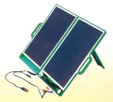 S-1116: 12V Briefcase Solar Generator