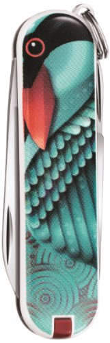 Victorinox Swiss Army Classic Knife, 58Mm, Spread Your Wings front-913547