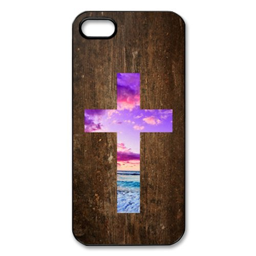 Treasure Design Isaiah 53 Easter The Cross Apple Iphone 5 Best Durable Case front-536627