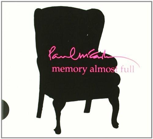 Memory Almost Full Slidepack by Mccartney Paul (2008-08-03) (Paul Mccartney Memory Almost Full compare prices)