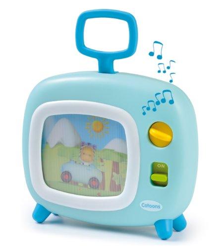 Cotoons Musical TV, Blue