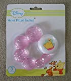 Disney Winnie the Pooh Tigger baby water filled teether (PINK)