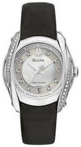 Bulova Women'S 96R140 Precisionist Tanglewood Diamond Watch