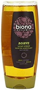 Biona Organic Light Agave Syrup 500 ml