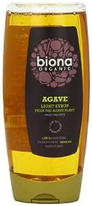 Biona Organic Light Agave Syrup 500 ml