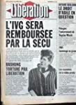 LIBERATION [No 444] du 21/10/1982 - A...
