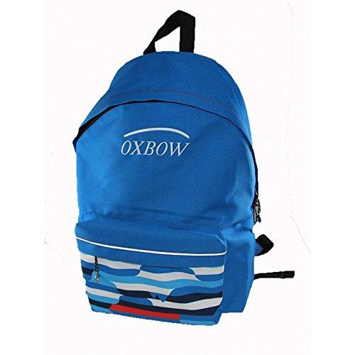 Oxbow-Zaino, colore: indaco