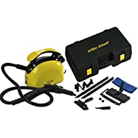 efbe-schott SteamEasy Steam Cleaner, 1.1 Litre, 1500 W, 4 Bar, Yellow