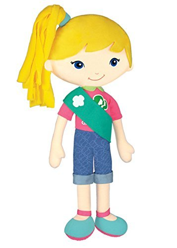 Chloe 11.75 in Soft Doll w/ 75 stickers