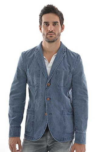 Giacche ete selected work blazer j, colore: blu blu 46