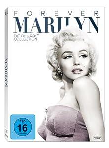 Marilyn Monroe - Forever Marilyn - Die Blu-ray Kollektion