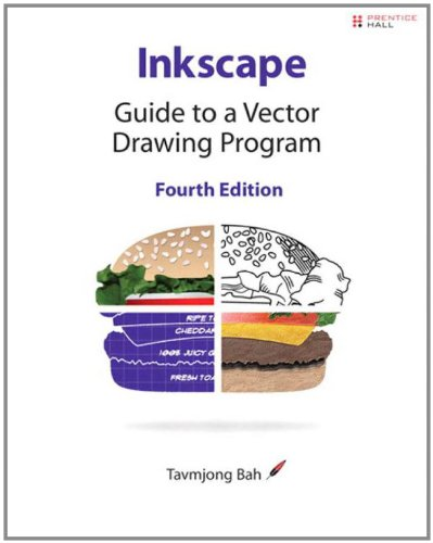 Inkscape: Guide to a Vector Drawing Program (4th Edition)