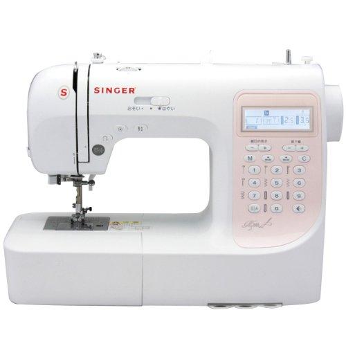 シンガー コンピュータミシン 文字縫い機能付(ひらがな・数字・アルファベット・漢字) NY2000