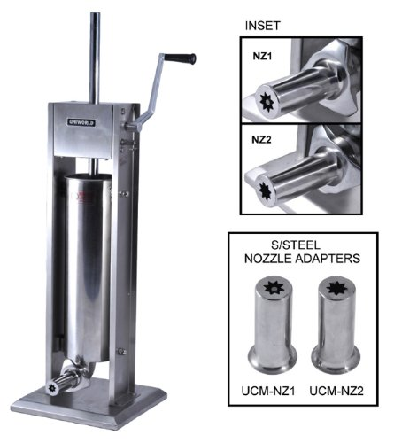 Uniworld (UCM-DL7) Stainless Steel Churros Makers Deluxe 15 lb.