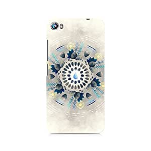 Ebby Blooming Stones Premium Printed Case For Micromax Canvas Fire 4 A107