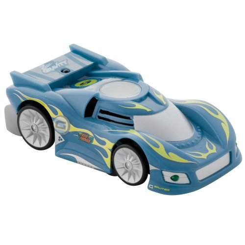 #1 Spinmaster Air Hogs Zero Gravity Micro Car - Blue Sports Car  Best Offer