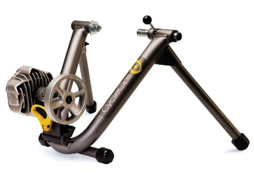 CycleOps Classic Fluid 2 Trainer (Incl DVD)