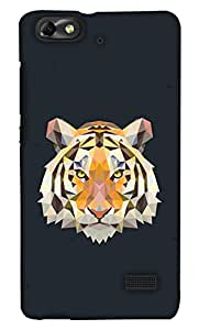PrintHaat 3D Hard Polycarbonate Designer Back Case Cover for Huawei Honor 4C :: Huawei G Play Mini