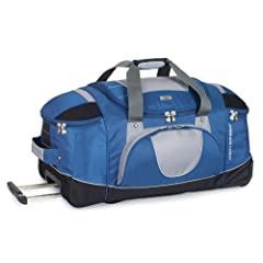 High Sierra A.T. Gear Ultimate Access 30 Wheeled Duffel by High Sierra