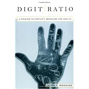 Digit Ratio: A Pointer to Fertility, Behavior and Health.