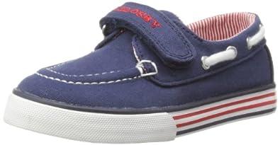 Pablosky Boys 917820 Boat Shoes Navy 9 UK Child, 27 EU, Regular