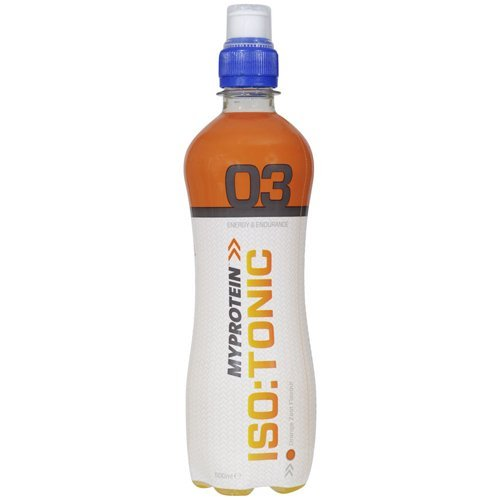 Myprotein One Isotonic Drink, Cool Berry, 500Ml Bottle X 12 Pack