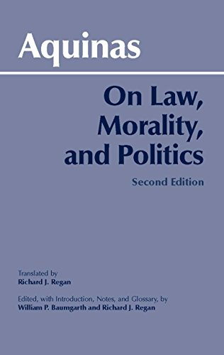 On Law, Morality and Politics, 2nd Edition (Hackett...