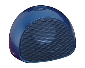 Amazon Com Sylvania Sp260 Red Bluetooth Portable Mini