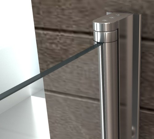 Dusche Eckeinstieg Faltt?r : Faltt?r Duschkabine 8 mm Duschabtrennung Eckeinstieg Dusche Echt Glas