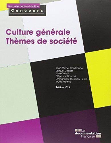 culture-generale-themes-de-societe