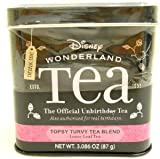 DISNEY PARKS EXCLUSIVE Wonderland Official Unbirthday Mad Tea Party Blend Loose Leaf Tea