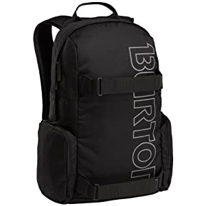 Burton Rucksack Emphasis Pack, true black, 26 liters, 26 liters, 280810