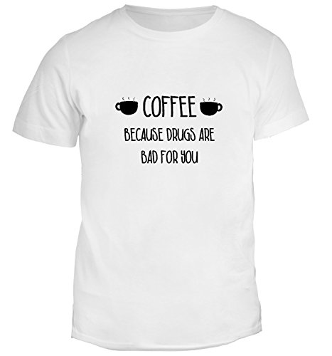 herren-t-shirt-mit-coffee-because-drugs-are-bad-for-you-funny-phrase-print-rundhalsausschnitt-xx-lar
