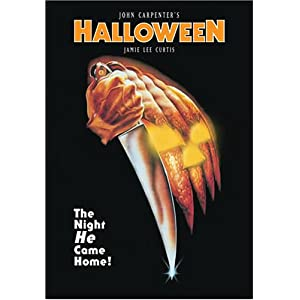 Click to buy Scariest Movies of All Time: Halloween from Amazon!