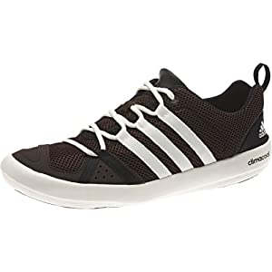 Adidas Climacool Boat Lace Water Shoes Mustang Brown/Chalk/Black Mens Sz 9