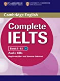 img - for Complete IELTS Bands 5-6.5 Class Audio CDs (2) book / textbook / text book